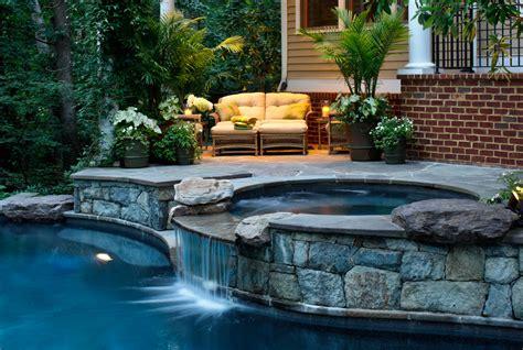 maryland md custom design pool house installation va custom hot tubs modern spas design and installation