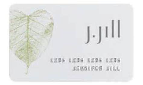 J Jill Gift Card - j jill retail store gift cards online