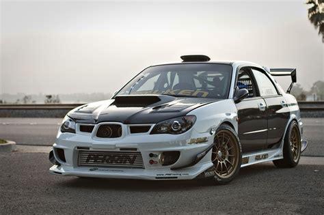 Subaru Impreza Sti Modded Subaru Impreza Hawkeye
