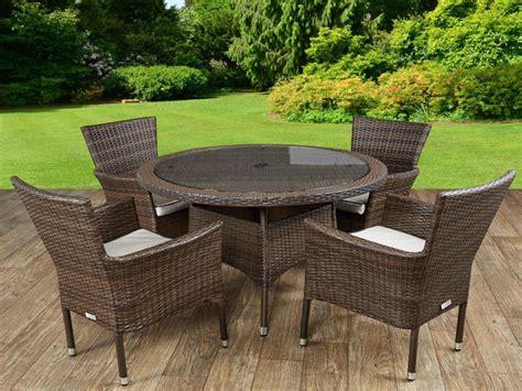 mesas para jardin de plastico mesas de jard 237 n