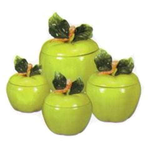 Green Apple Kitchen Decor by Apple Kitchen Decor On Apple Decorations