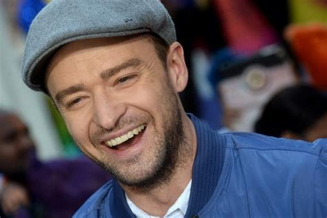Laurent Shows Timberlake Influence by Justin Timberlake Says Fatherhood Changes Everything