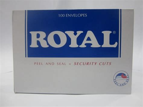 Lop Putih Polos Royal No 110 jual alat tulis kantor murah surabaya 187 lop royal no