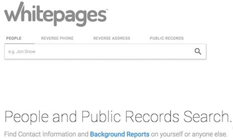 Best Records Search Top 25 Best Search Engines To Track Someone