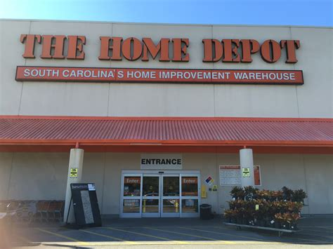 the home depot murrells inlet sc business information