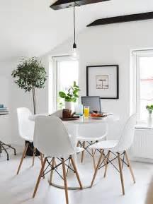 Danish Modern Dining Room Set Une Petite Salle 224 Manger Cocon De D 233 Coration Le Blog