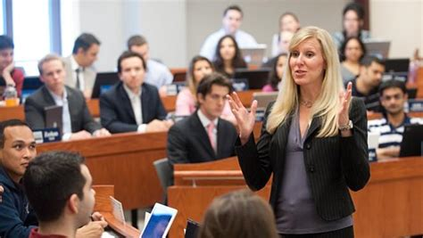 Georgetown Mba No Gmat by Getting Into Business School Tips With Georgetown