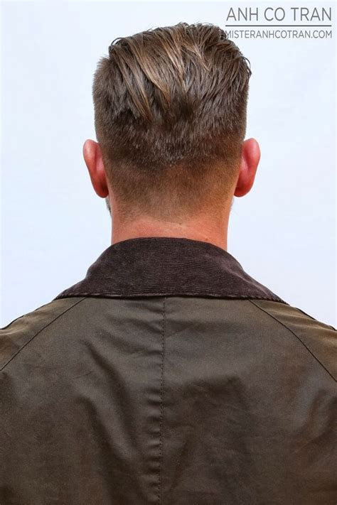 picture of men with short hair from behind 10 short hairstyles to inspire you