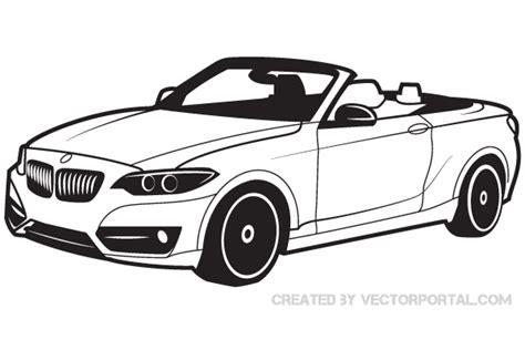 car layout vector bmw car vector image download free vector art free vectors