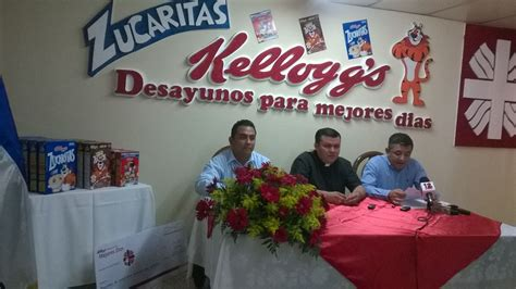 banco de alimentos caritas kellogs y banco de alimentos c 225 ritas de nicaragua se suman