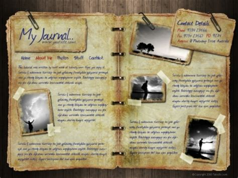 journal blog layout website layout toolbox designm ag
