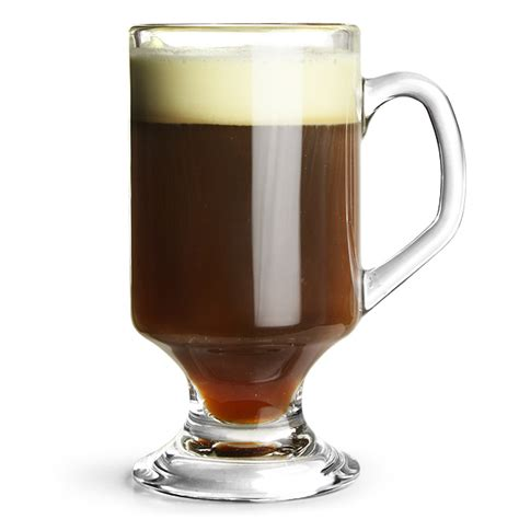 Irish Coffee Glasses 10.2oz / 290ml   Irish Coffee Mugs