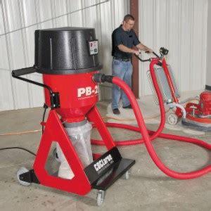 Vaccum Concrete concrete industrial vacuums designed to never backup