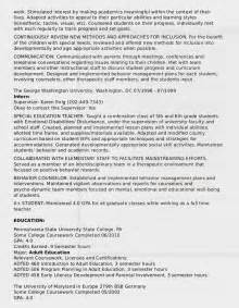 Sample Resume Format For Usa Jobs by Usa Jobs Resume Format Getessay Biz