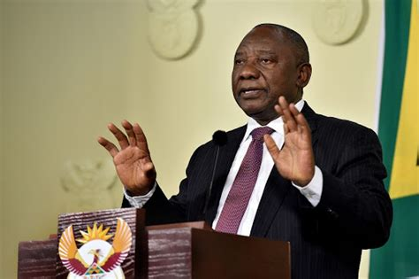 ramaphosa the who would be king books ramaphosa to stay despite opposing zuma s firing of gordhan