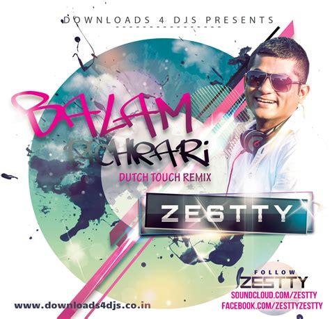 mashup zestty lyrics balam pichkari remix soundcloud