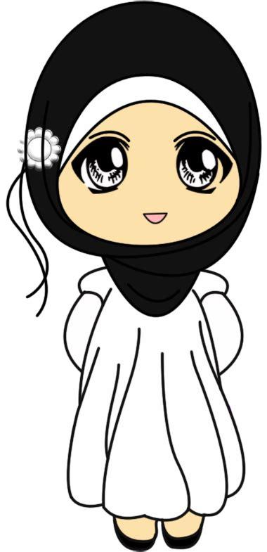 freebies doodle muslimah comel fizgraphic freebies doodle muslimah comel