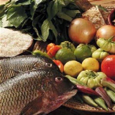 cuisine africaine gastronomie terroir culinaire algerien