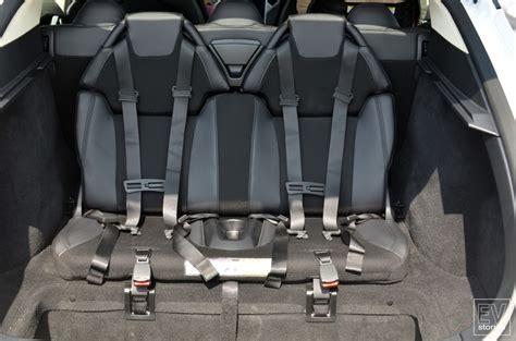 Tesla Model S Rear Facing Seats Pin By Evstories On Our Tesla Model S