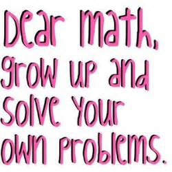 Miss McElroy's Classroom Blog: Silly Math Quotes Xtramath