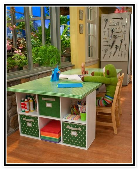 kid craft tables craft table for designs materials and complements