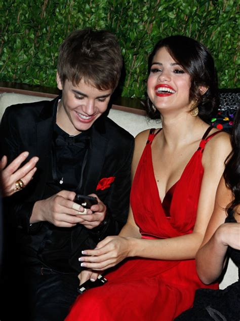 Justin Bieber And Selena Gomez Vanity Fair by Justin Bieber And Selena Gomez Date At The Vanity