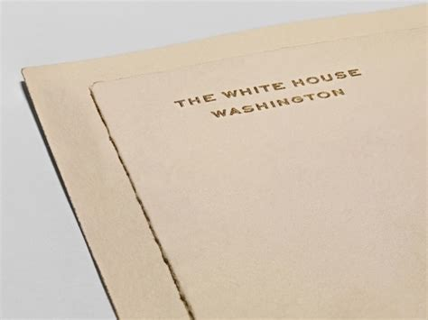 white house letterhead 10 images about presidential stationery on pinterest