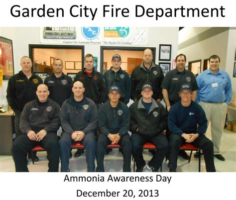 Garden City Department Garden City Ks Department Ammonia Psm Rmp