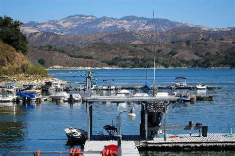 boat rental picture of lake cachuma santa barbara - Lake Cachuma Boat Rental