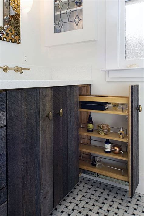 Bathroom Cabinet Storage Solutions Five Great Bathroom Storage Solutions