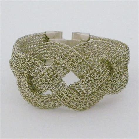 wire mesh for jewelry 1000 images about wire mesh jewelry on
