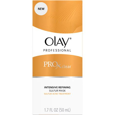 Produk Olay Pro X Clear olay professional prox clear intensive refining mask