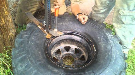 yooper tire machine bead breaker
