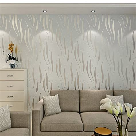 grey wallpaper living room uk silver grey wallpaper amazon co uk