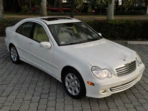 Mercedes C280 4matic 2006 2006 Mercedes C280 4matic Luxury Fort Myers Florida