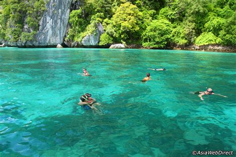 best speed boat tour to phi phi island phi phi islands by speedboat best price daytrip tour