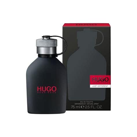 Parfum Hugo Just Different For hugo just different eau de toilette 75ml spray mens from