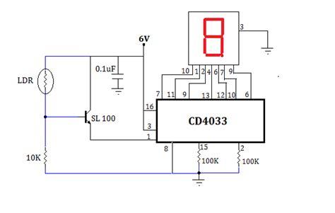 simple ldr circuit diagram ldr circuit diagram 230v wiring diagram with description