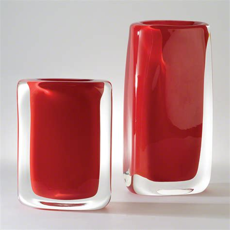 Block Vases by Global Views Block Vase Small