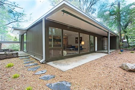 mid century modern homes for sale atlanta mid century modern home for sale