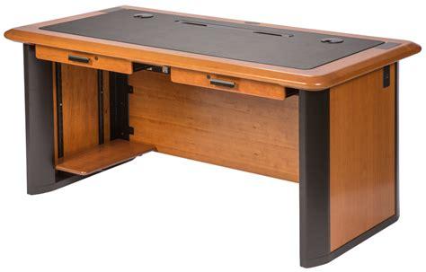 Traditional Computer Desks Traditional Computer Desk Caretta Workspace
