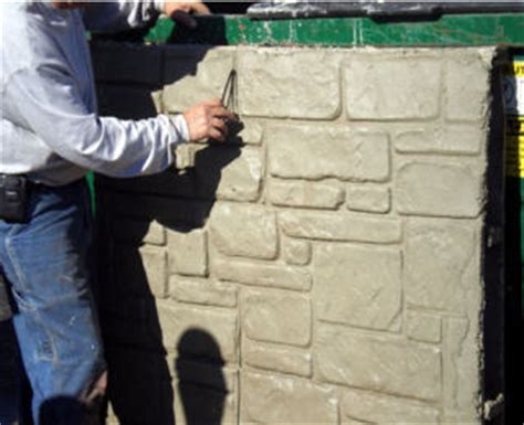 Kuhlman Corporation Decorative Concrete Decorative Concrete Wall Forms
