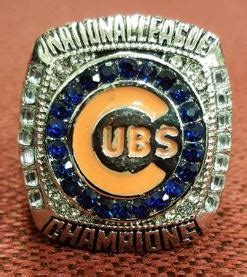 Cubs Replica Ring Giveaway - eddie s sports treasures sport cards sport memorabilia