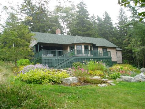 Bar Harbor Cottages For Rent by Charming Maine Cottage For 4 With Water View Vrbo