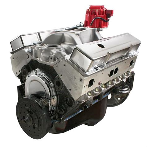 Small Block Chevy Engine by Blueprint 383 Small Block Chevy Crate Engine