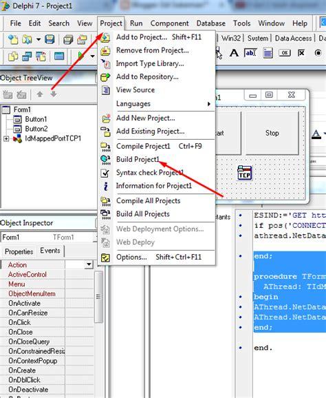 tutorial delphi 6 pdf tutorial to make free internet injek from delphi 7 rc local