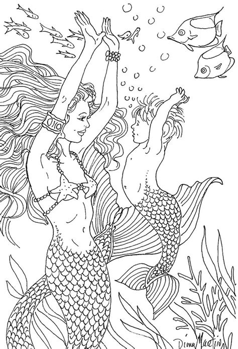 mermaid in dress coloring book books 31 best images about coloring pages on legends