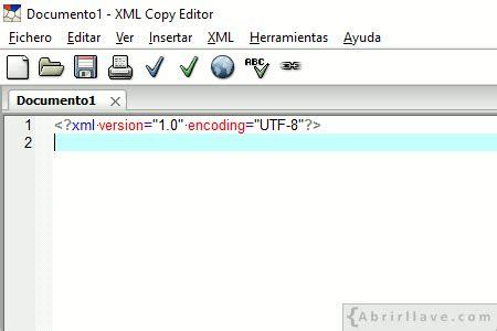 xml tutorial with dtd c 243 mo validar con xml copy editor un documento xml asociado