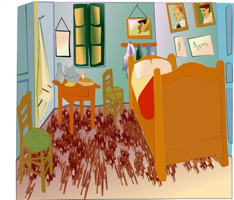 Bedroom Clipart Vector Bedroom Clip At Clker Vector Clip