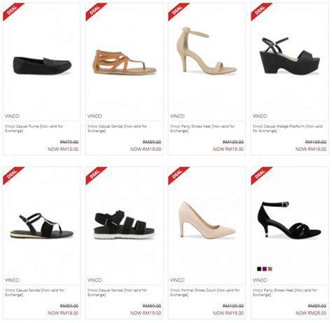 Sale Vincci Shoes vincci shoes promo from rm10 onwards